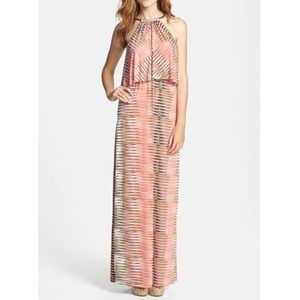 {Nordstrom} Print Maxi Dress TBAGS LOS ANGELES